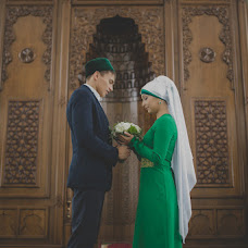 Wedding photographer Ilmir Akhmadullin (Ilmir). Photo of 07.12.2015