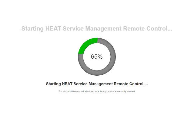 HEAT Service Management Remote Control
