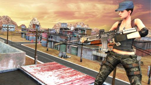 Battle Royale : Unknown Survival Squad Mobile 1.0 screenshots 5