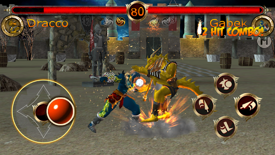 Terra Fighter – The Fighting Games 2