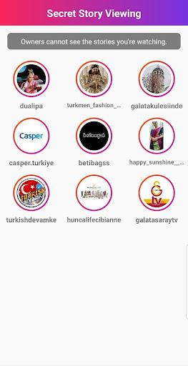 InsPlus - Unfollowers for Instagram Screenshot 2