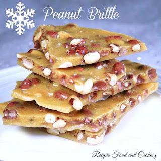 Peanut Brittle With Baking Soda Recipes