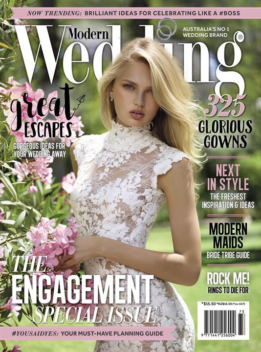 Modern Wedding Magazine- screenshot