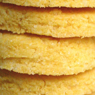 Rustic Polenta Cookies Recipe