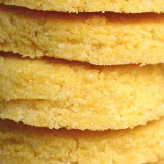 Rustic Polenta Cookies.