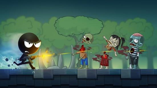Stickman vs Zombies for pc