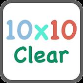 10x10 Clear