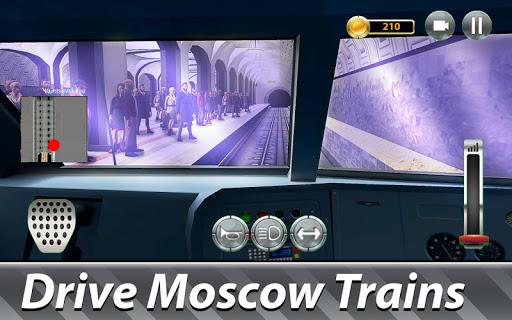 Moscow Subway Driving Simulator 1.3 screenshots 2
