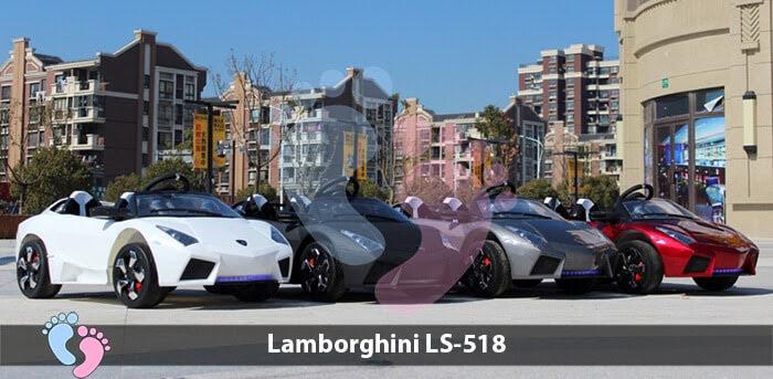 Xe hơi điện trẻ em LS-518 2