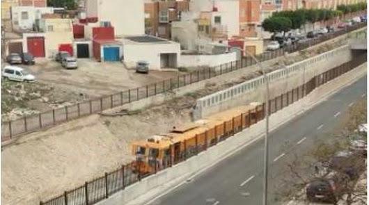 Adif termina el túnel de El Puche y las pruebas arrancan esta semana