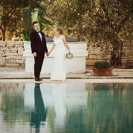 Wedding photographer Dario Battaglia (dariobattaglia). Photo of 17.03.2018