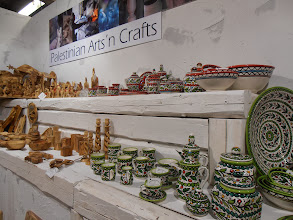 Photo: Palestinian Arts & Crafts, Bethlehem Fair Trade Artisans, www.bethlehemfairtrade.org  #fairtrade #ambiente14
