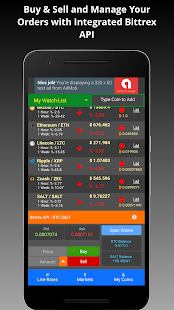Coinwatch-Live Bitcoin, Ethereum, Ripple & Others - náhled