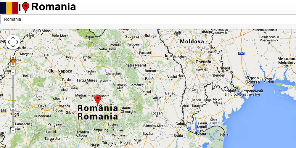 Romania Map Android Apps On Google Play - Romania map
