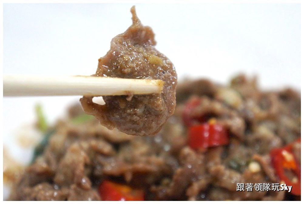三重美食推薦-自強路老店【無名炒羊肉】(食尚玩家推薦)