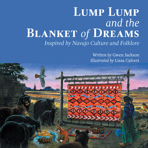 Lump Lump and the Blanket of Dreams cover