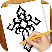 Learn To Draw Tattoo Tribal