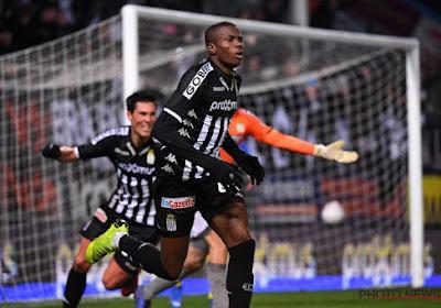 Six joueurs du Sporting Charleroi vont bientôt rejoindre leurs sélections nationales : Niane, Delfi, Zajkov, Ilaimaharitra, Osimhen et Imbrechts