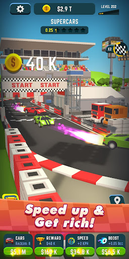 Idle Race Rider u2014 Car tycoon simulator 0.7.1 screenshots 5