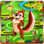 Squirrel Bubble Shooter Icon