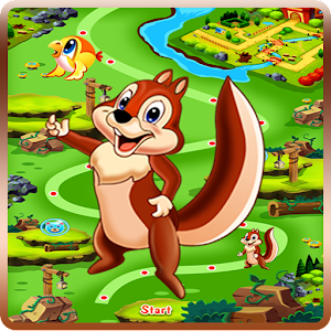 Squirrel Bubble Shooter for PC