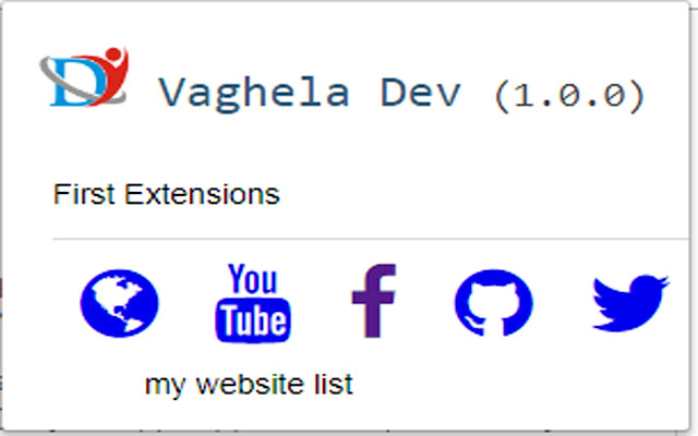 Vaghela Dev first Extensions