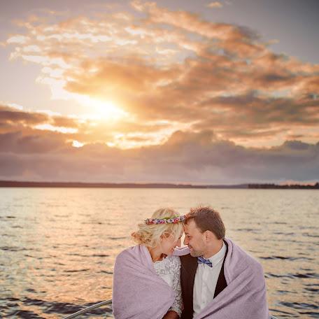Wedding photographer Dawid Rolew (dawidrolew). Photo of 11.10.2017