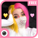 Sweet Face Mask | Snap Live Selfie Filter icon