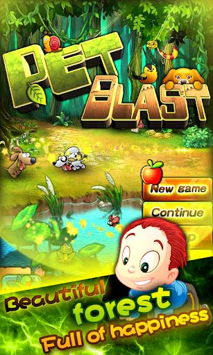 Pet Blast