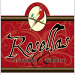 Logo of Rosella's Winery Rosellas White Wine Blend