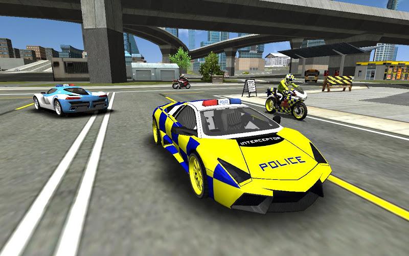 Police Cop Car Simulator : City Missions Cheat APK MOD Download 0.3