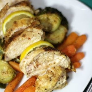 Lemon Dump Chicken Recipe - Ready For Your Slow Cooker