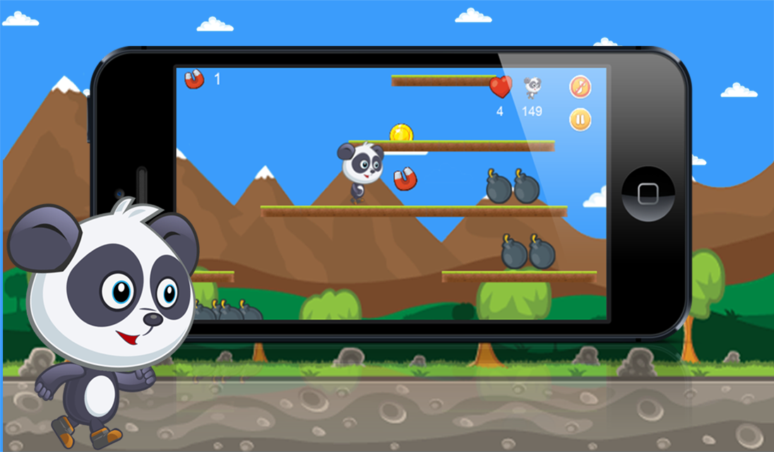 Mighty Panda Run - Android Apps on Google Play