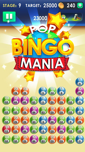 Bingo Mania Pop