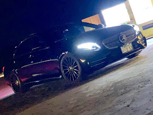 Eクラス セダン  W213型 E200 アバンギャルドスポーツのカスタム事例画像 さだひろさんの2018年11月05日01:28の投稿