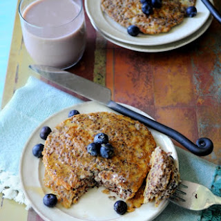 Healthy Fruit Pancakes Recipes