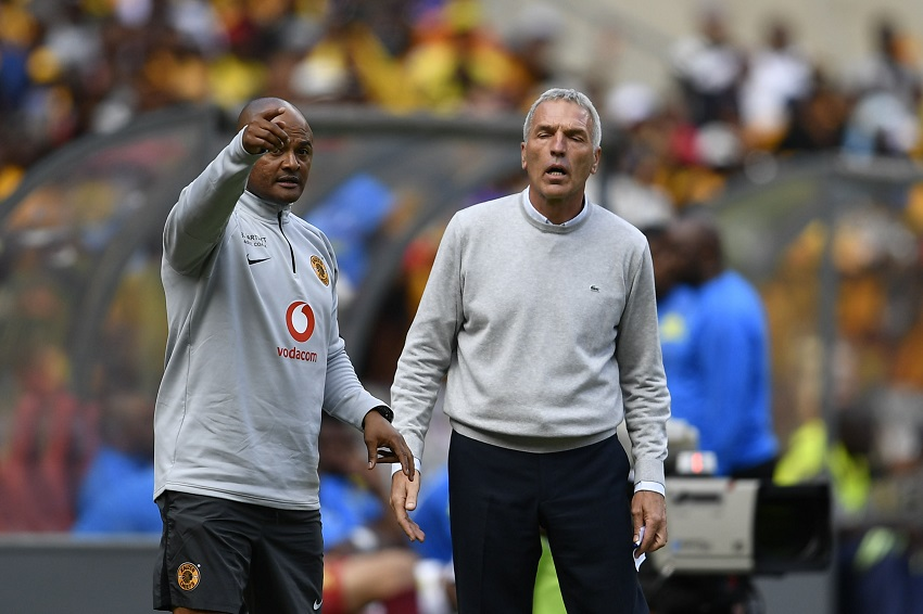 Middendorp includes another youth product for Chiefs' big clash against SuperSport