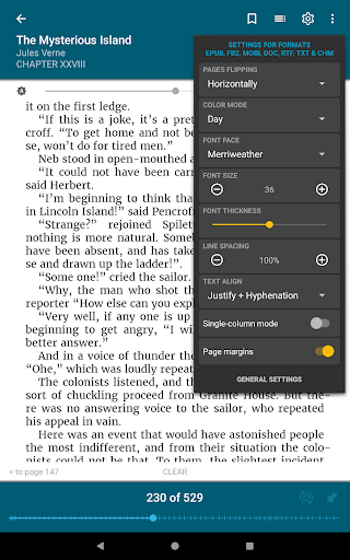ReadEra u2013 free ebook reader  screenshots 22