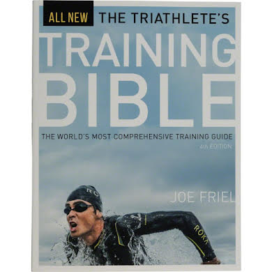 Velo Press The Triathlete's Training Bible 4th edition