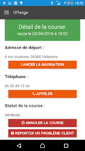 Offwigo Driver screenshot 3