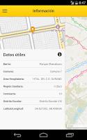 Screenshot of BA Cómo Llego