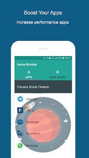 App Canada Boost Cleaner - Quick Game Booster APK for Windows Phone