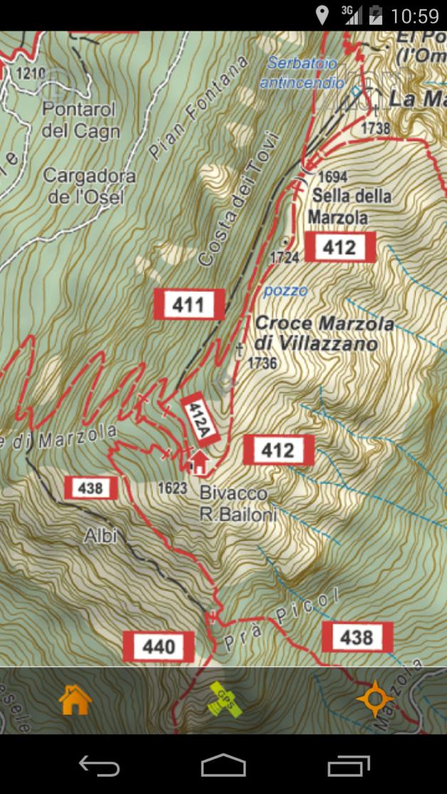 Скриншот Trekkart