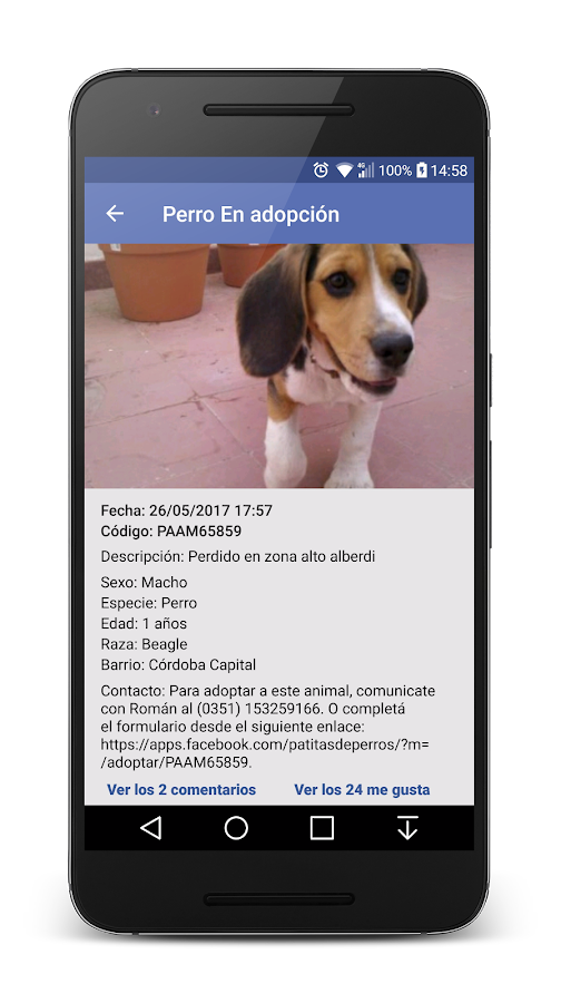 Patitas de Perros- screenshot