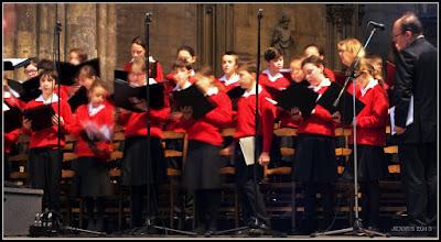 Photo: Treble       Metz Cathedral Place d'Armes, 57000 Metz,