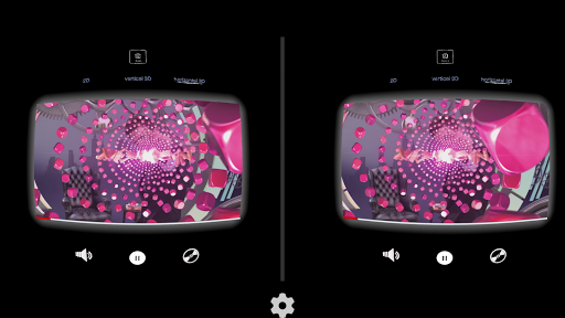 FullDive VR - 3D Video Cinema