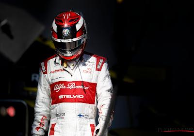 Daar is de Formule 1, daar zijn de hilarische conversaties van Raikkonen opnieuw