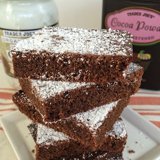 Brownies With Coconut Oil Recipes.