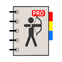 Archery Score Keeper Pro icon