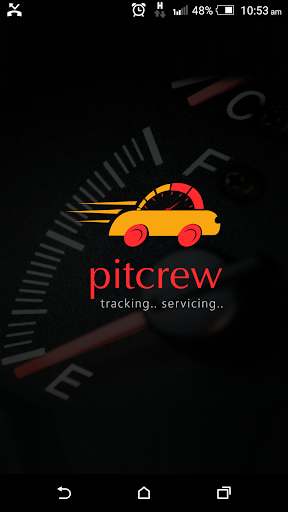 Pitcrew: Car Service Tracking